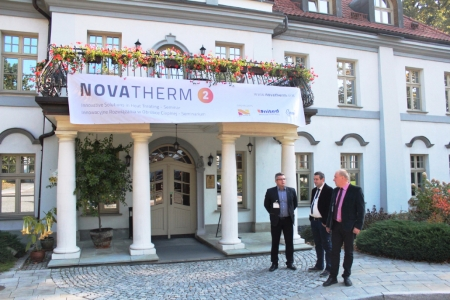 Venue hotel of Novatherm 2
