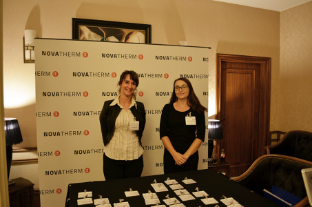 Novatherm 3 Seminar - Registration