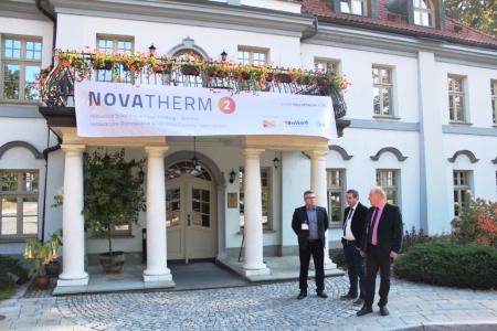 Venue hotel of Novatherm 2